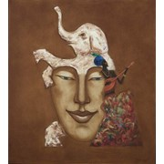 Картина Сон Ботхисатвы фото