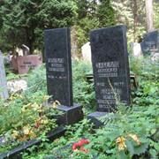 Восстановление места захоронения, реставрация могил и памятников фото