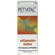 PETVITAL® Vitamin-Tabs (мультивитаминные таблетки для собак и кошек) фото