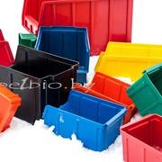 Ящик пластиковый для овощей и фруктов фото
