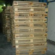 Европоддон деревянный,1.20*80 фото