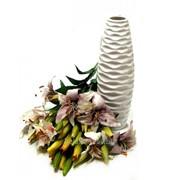 """Цветок искусственный """"Лилия Касабланка"""" арт. 07.5124 фото"""