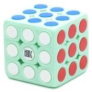 Кубик Рубика KungFu Dot Cube 3x3 Зеленый фото