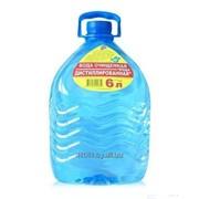 Дистиллированная вода 6л и 1,5л. фото