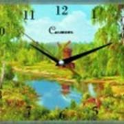 Часы настенные в ассортименте фото