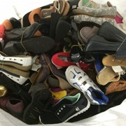 Женская летняя обувь EXTRA Секонд хенд (second hand) оптом фото