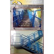 Пожарная лестница, лестницы фото