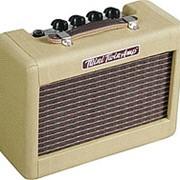 Ремонт FENDER MINI `57 TWIN-AMP фото