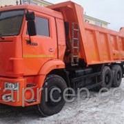 Самосвал б/у 20 тн, Камаз 6520, 2011 г фото