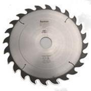 Пила дисковая по дереву Интекс 400x32 50 x24z для продольного реза ИН.01.400.32(50).24-01 фото