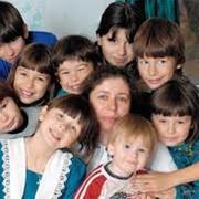 Благотворительный фонд. Проект Многодетные семьи фото