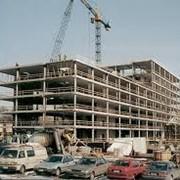 Монтаж строительных конструкций фото
