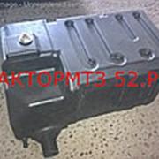 Бак топливный пластиковый правый на МТЗ-82 фото