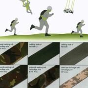 Ленты парашютные фото