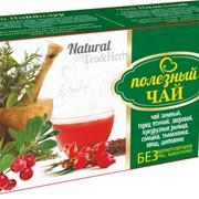 МОЧЕГОННЫЙ (зеленый) Полезный чай 25ф/п * 2г фото