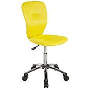 Кресло компьютерное Signal Q-037 (желтый) фото