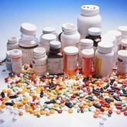 Фармацевтические препараты фото