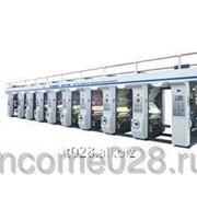 Машина глубокой печати YAD-A2 800/1100 3-12 цветов фото
