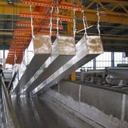Цинкование металлопроката и металлоконструкций фото