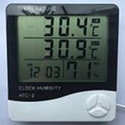 Термо-гигрометр HTC-2 фото