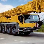 Услуги автокрана Liebherr LTM 1070 70 тонн фото