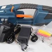 Аккумуляторный стреппинг инструмент для обвязки. фото