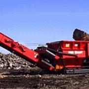 Услуги по измельчению различных видов промышленных, бытовых и строительных отходов фото