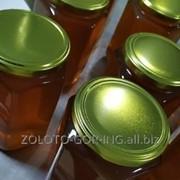 Мёд в стекле фото