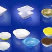 Посуда из вспененного полистирола фото