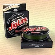 Плетенка JigLine Premium WX8 150 м, хаки 0,37 мм тест 37 кг фото