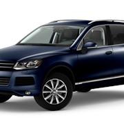 Прокат, аренда автомобиля Volkswagen Touareg 2011 фото