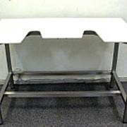 Стол ветеринарный для УЗИ- и кардиопроцедур фото