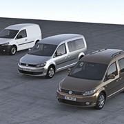 Автомобиль Volkswagen Caddy фото