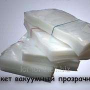 Вакуумный пакет гладкий 8*15см 2*65мк Pet/PE фото