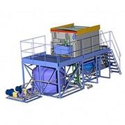Флотатор ламинарный горизонтальный Фламинго ФЛГ-1 фото