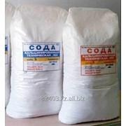 Сода кальцинированная марка БГОСТ 5100-85 CAS 497-19-8 фото