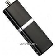 Флеш-накопитель USB2.0 16Gb Silicon Power LuxMini 710 Black (SP016GBUF2710V1K) фото