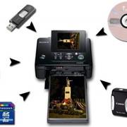 Печать фотографий с цифровых носителей в Астане фото