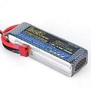 Аккумулятор литий полимерный Tiger TG22002S45 (2200 мАч, 2S, 45C) фото