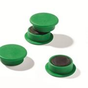 Магнит 32 мм Зеленый фото