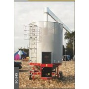 Зерно-сушка мобильная фото