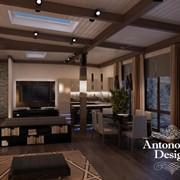 Дизайн проект дома 51 фото