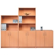 Шкафы офисные. фото