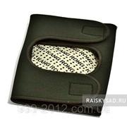 Турмалиновый налокотник черный фото