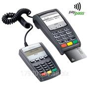 Терминал Ingenico ICT220 GSM/Ethernet/ Dial-up с выносной клавиатурой Contactless фото