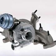 Ремонт автомобильных турбин Opel фото