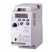 Преобразователь частоты Delta Electronics VFD-L 0,18 кВт 1-ф/220 VFD001L21A фото