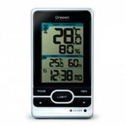 Многоканальный термометр с часами RMR203HG фото