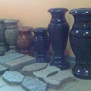 Изготовление ритуальных изделий из камня под заказ Киев фото