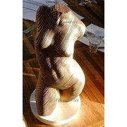 Параметрическая скульптура (параметрическая мебель) фото